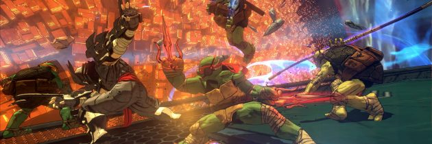 Teenage Mutant Ninja Turtles: Mutants in Manhattan Is Now Available