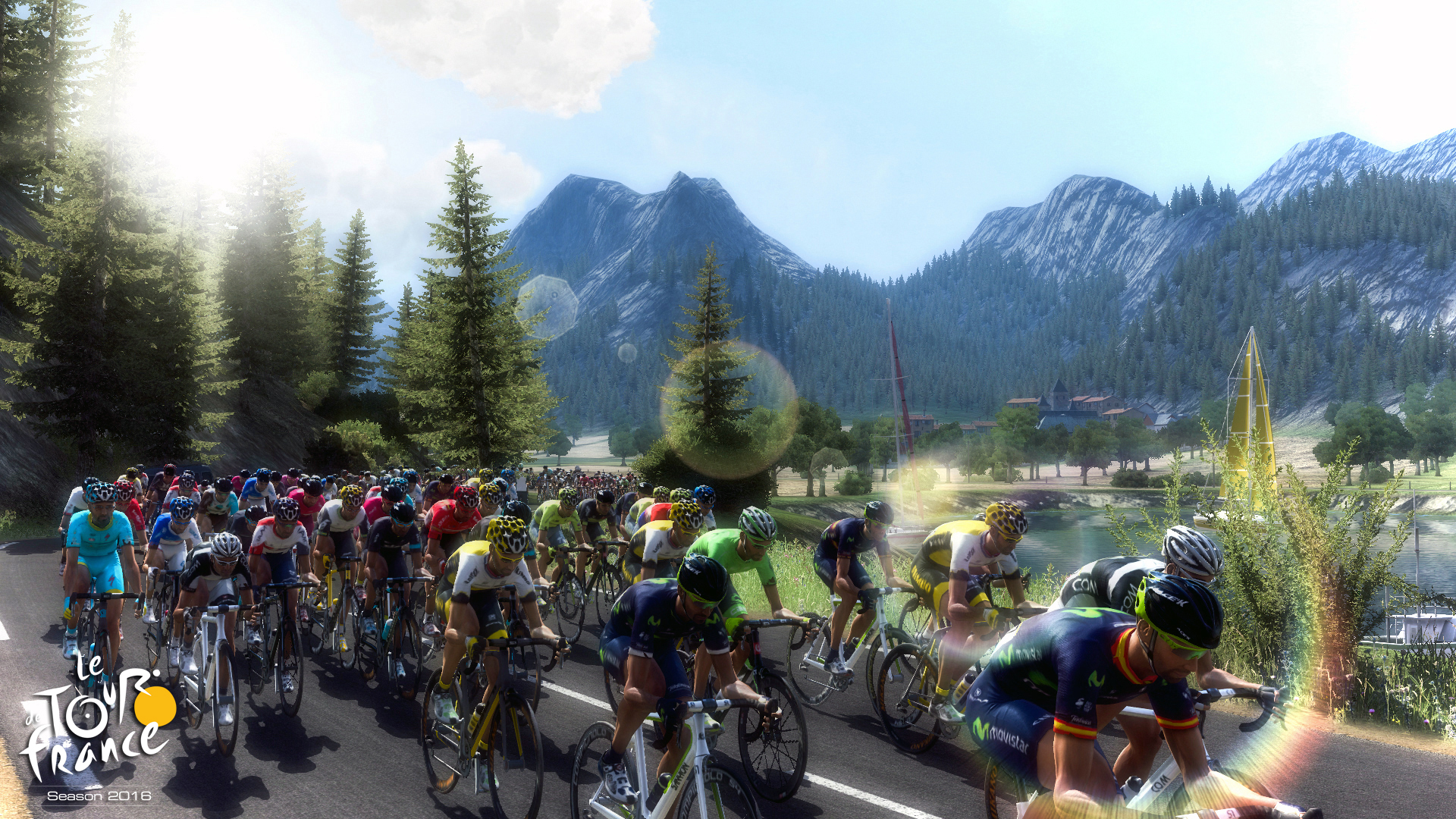 Le Tour De France 2016 Announced; First Screenshots Released
