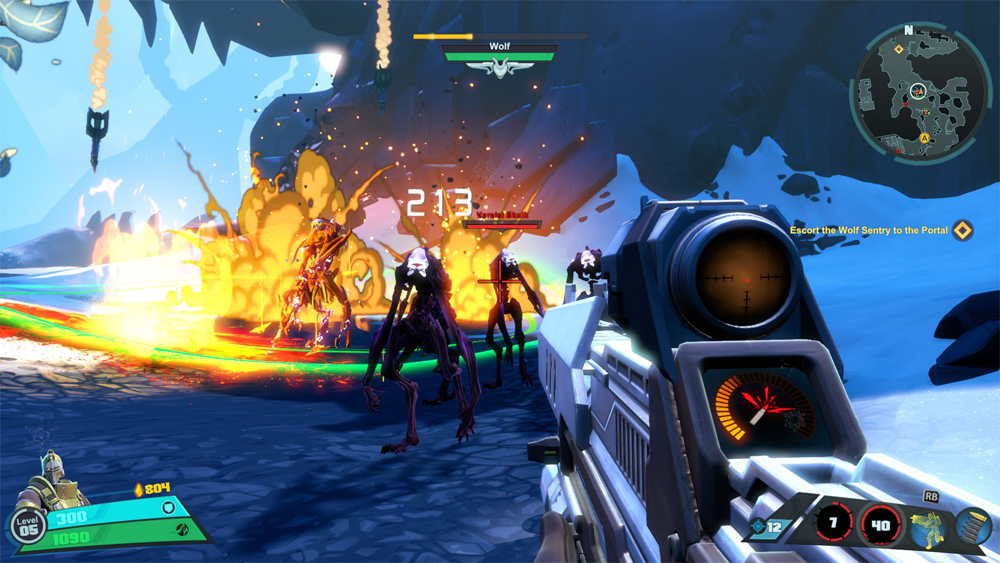 Battleborn Is Now Available