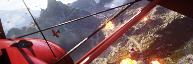 E3 2016: In Battlefield 1 No Battle is Ever the Same