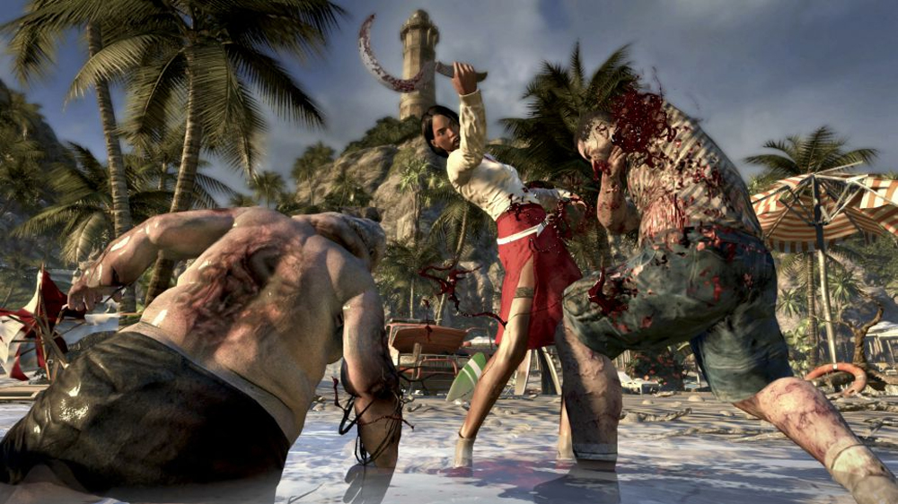 Get A Peek At The Improved Visuals In Dead Island Definitive Collection
