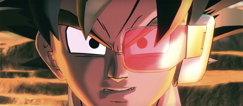 Bandai Namco Announced Dragon Ball Xenoverse 2