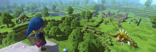 Dragon Quest Builders Coming To Europe