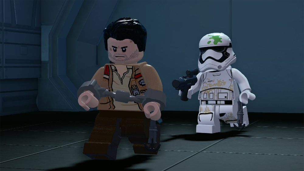 Take A Closer Look At Lego Star Wars The Force Awakens' Poe Dameron