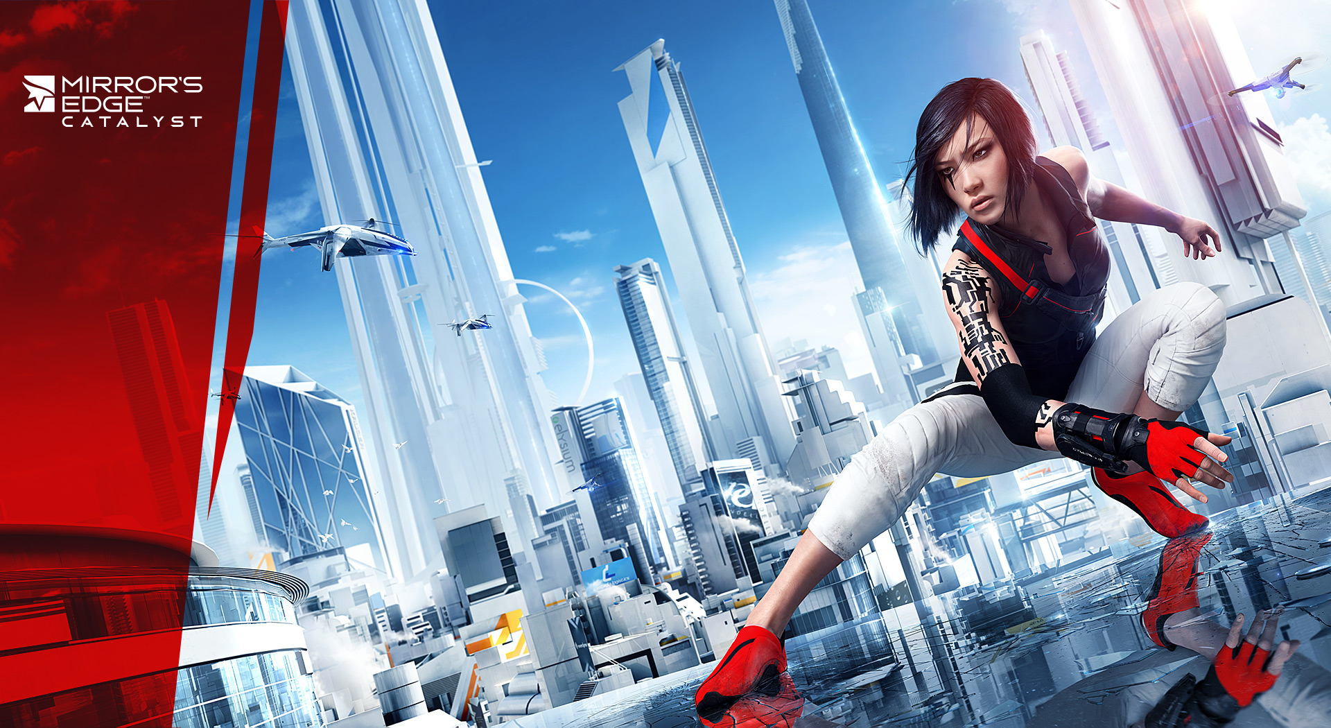 Mirror's Edge to be potentially brought to television