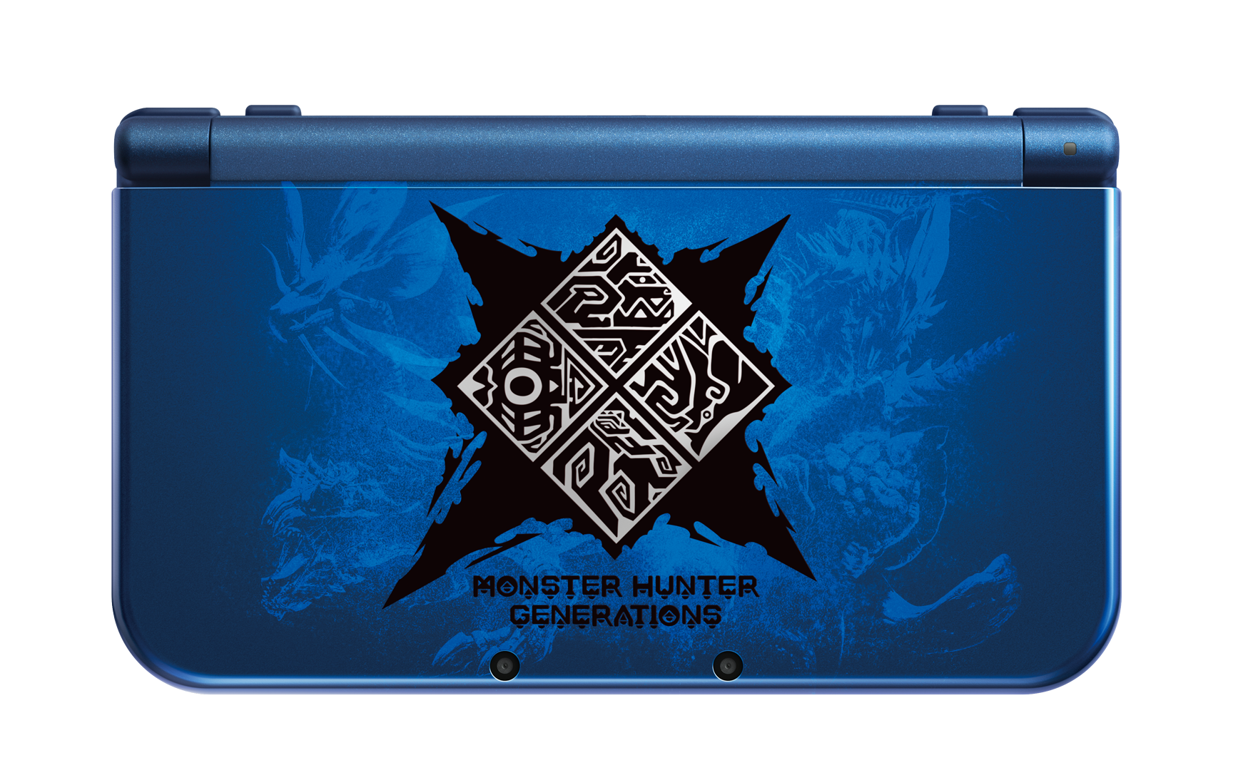 Join The Hunt in Monster Hunter Generations! Available Now on Nintendo 3DS