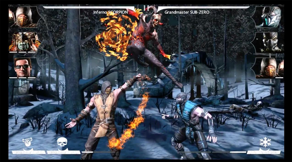 New Massive Update For Mortal Kombat X For Mobile Available For Download