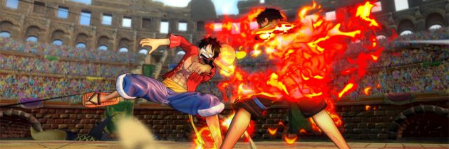 One Piece Burning Blood Launch Trailer
