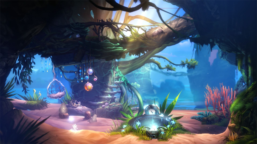 Ori and the Blind Forest: Definitive Edition Now Available for Retail