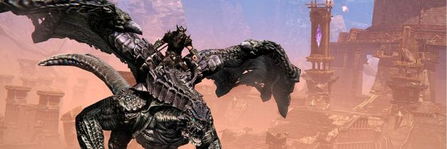 Riders of Icarus MMO Gameplay Trailer Released