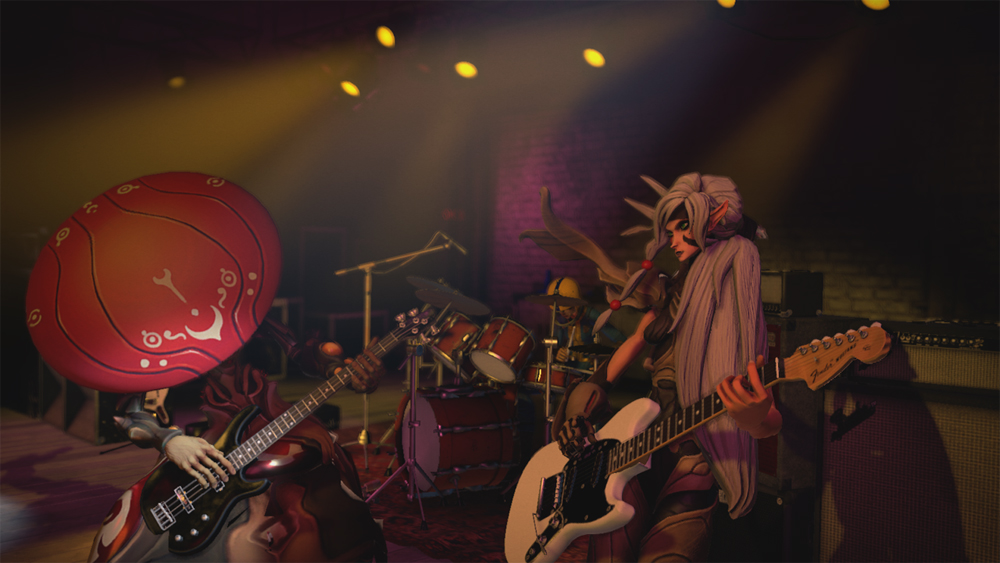 You Got Some Battleborn In My Rock Band 4