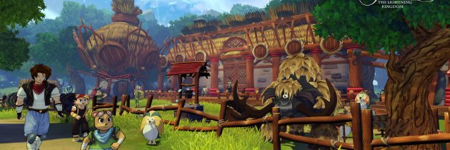 Shiness: The Lightning Kingdom Reveals Gorgeous Environments in New Screenshots