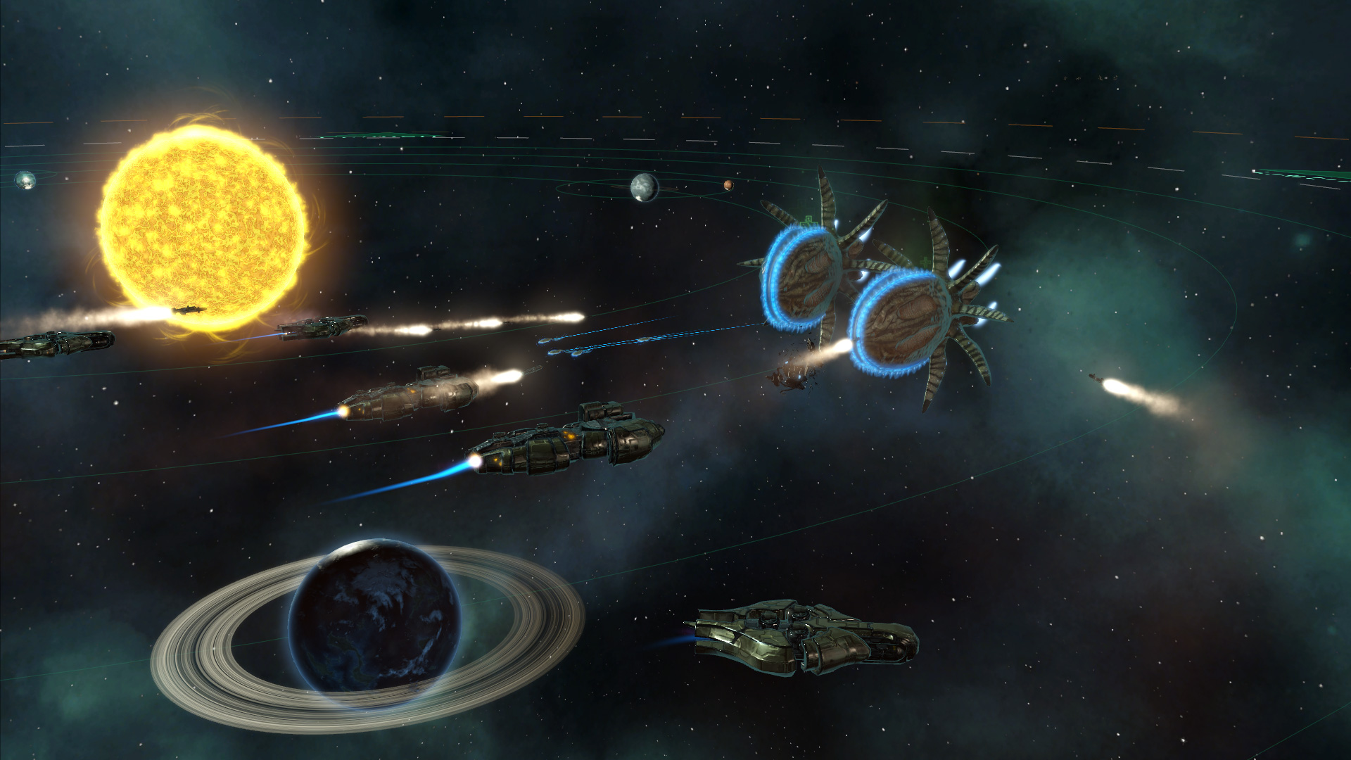 Stellaris: Breaking Records on Day One