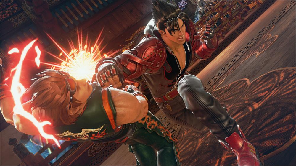 Bandai Namco Bringing Tekken 7 To MCM