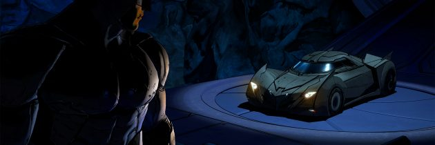 E3 2016: First Look At TellTale's Batman Series
