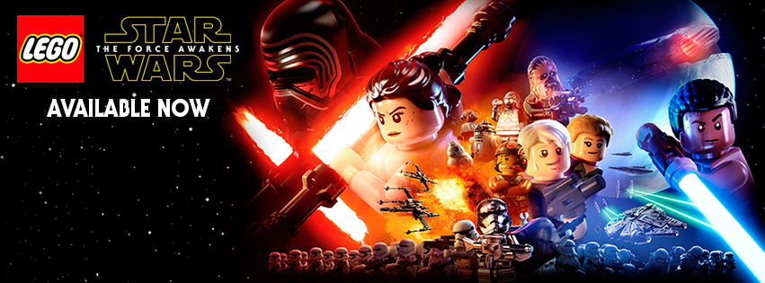LEGO Star Wars: The Force Awakens Mobile Game Launch Trailer Awakens