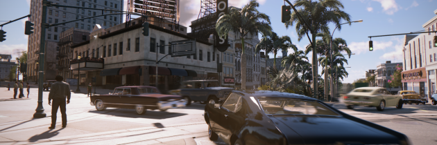 E3 2016: Mafia 3 shows off its gameplay goodies