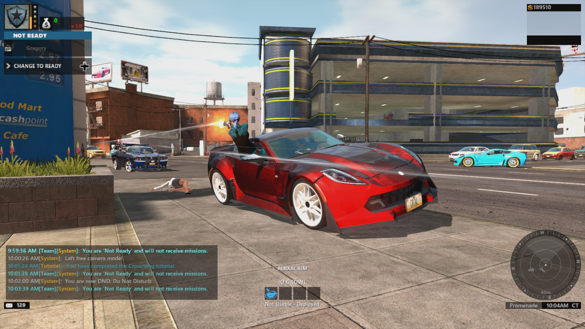 F2P Open World MMO APB Reloaded Sneaks Onto Xbox One