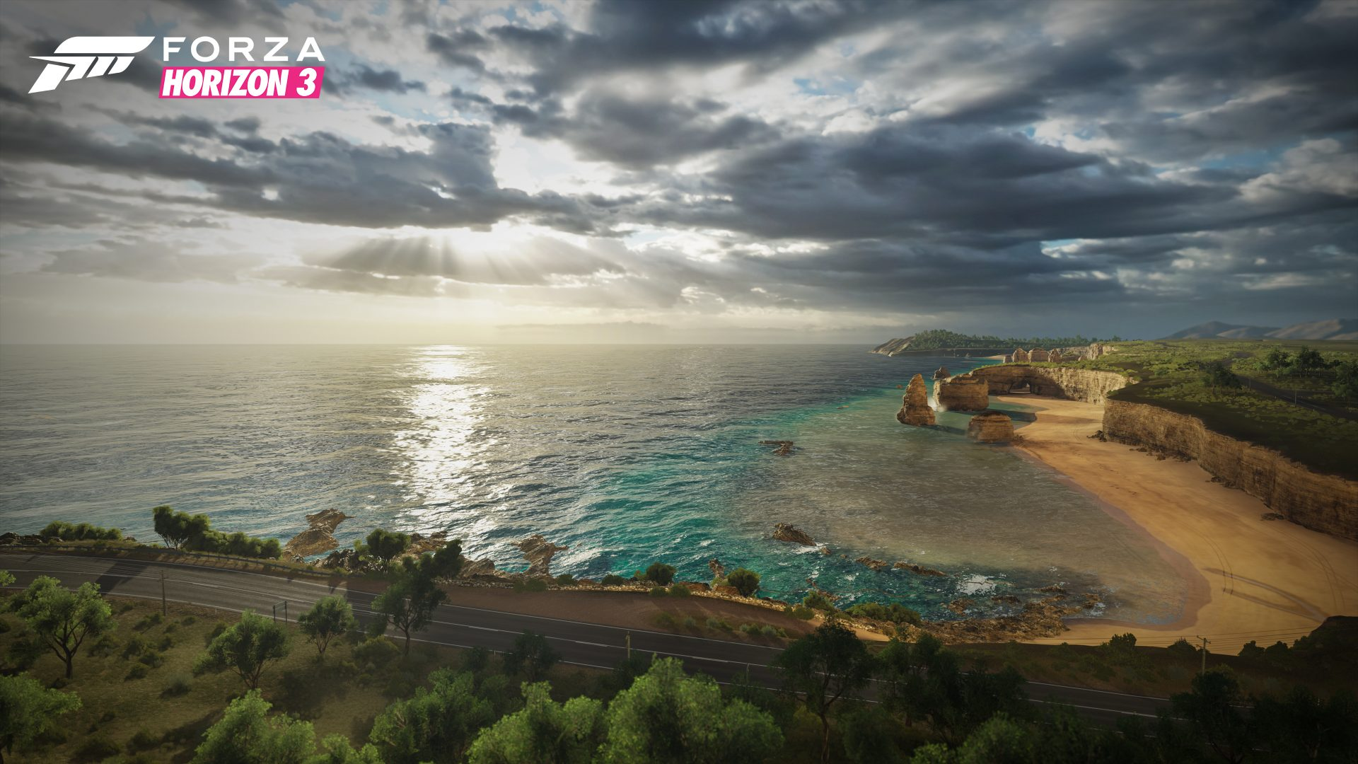 Xbox One X enhancements zoom to Forza Horizon 3