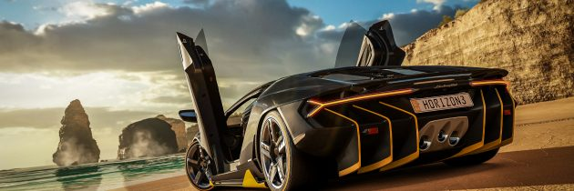 E3 2016 Hands On – Forza Horizon 3