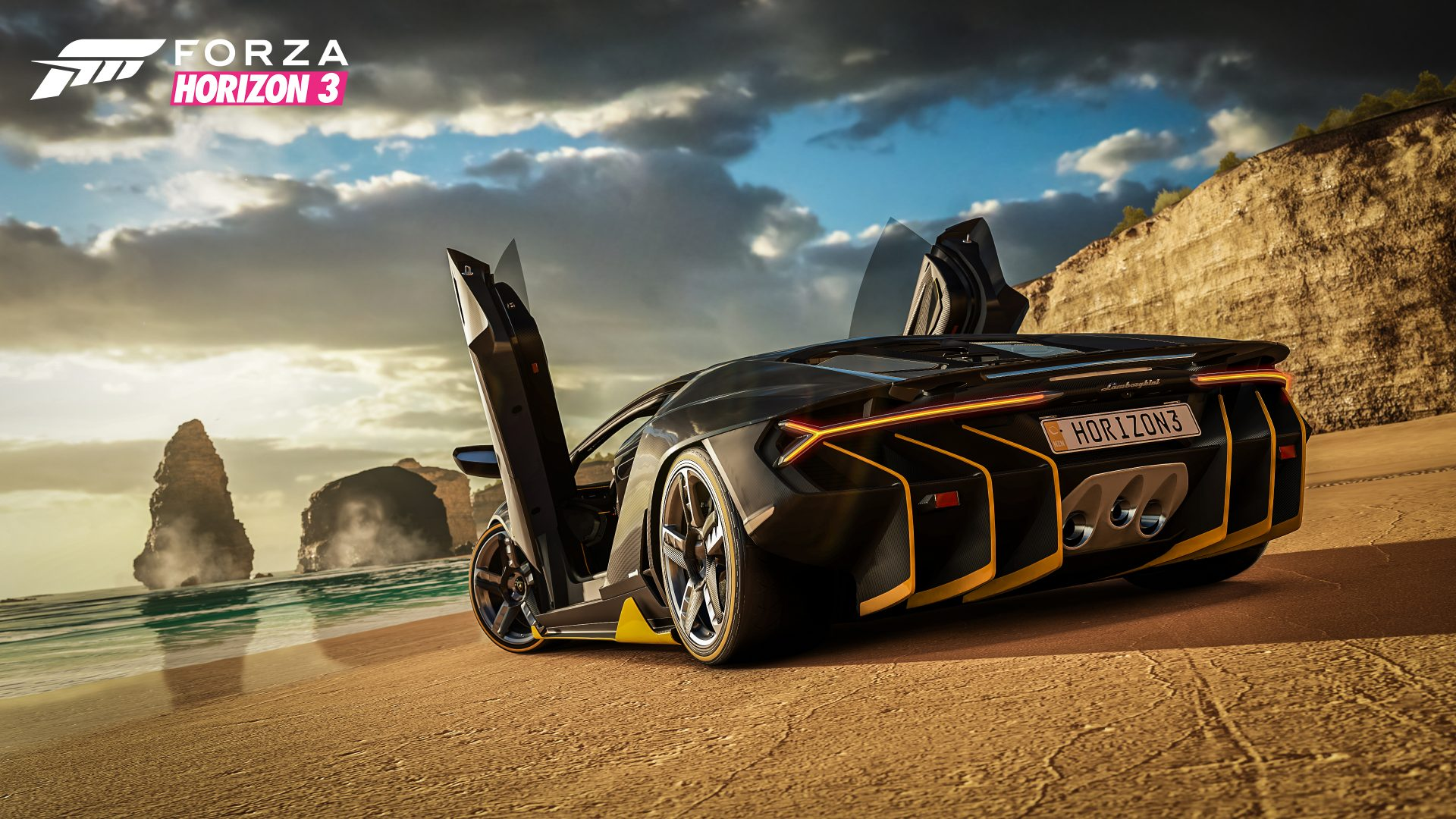 E3 2016 Hands On – Forza Horizon 3
