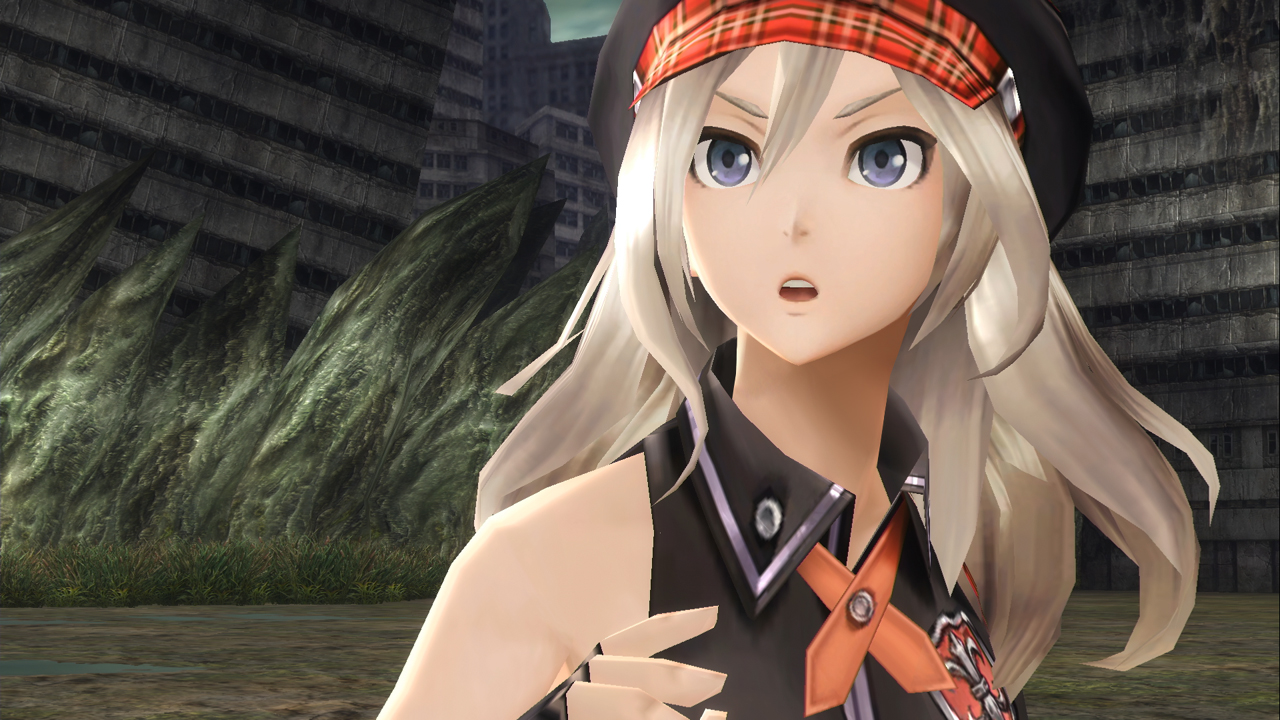 God Eater 2 Rage Burst: Class is in Session with Assassination Classroom DLC