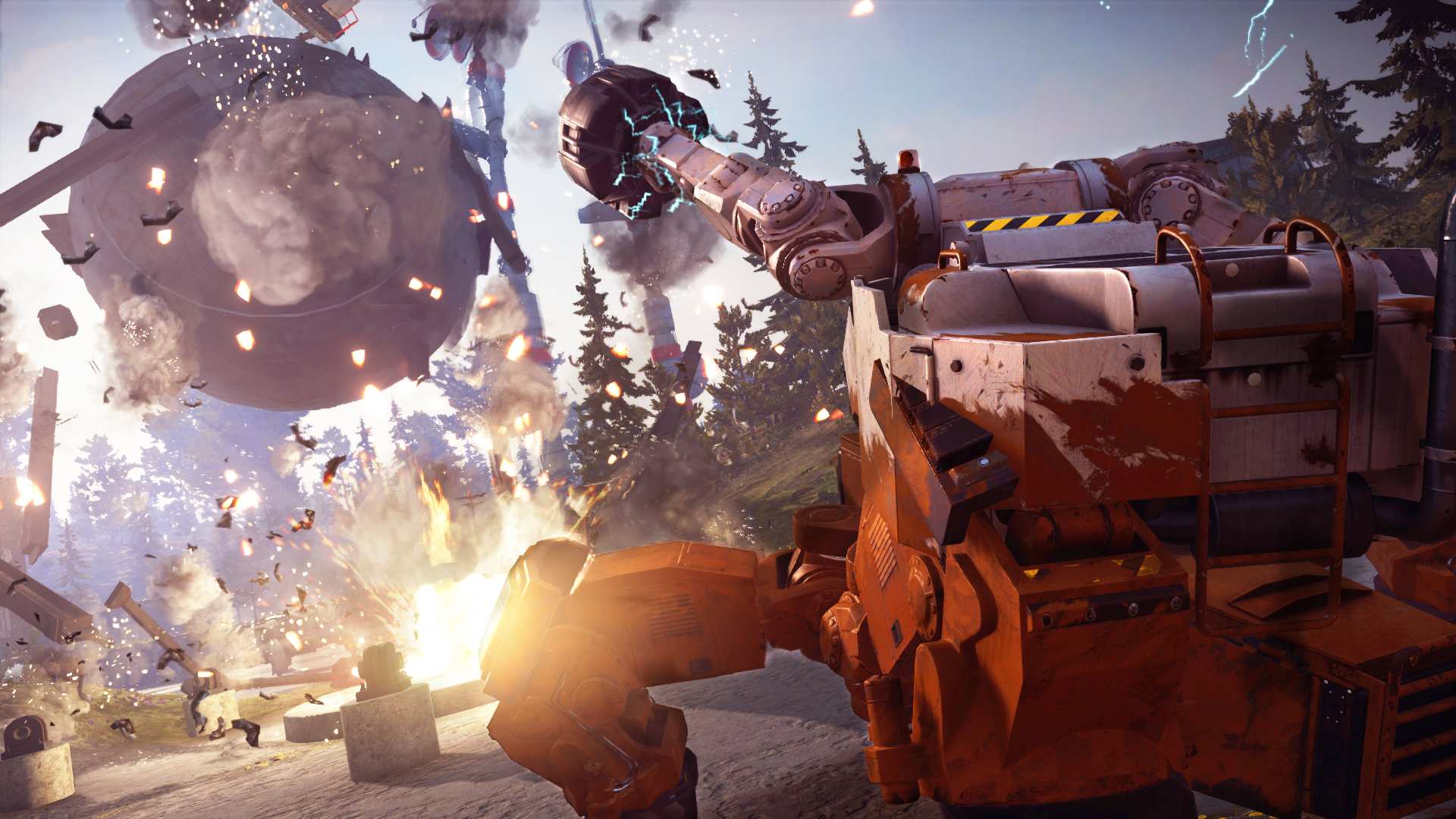 Mechs Coming To Just Cause 3