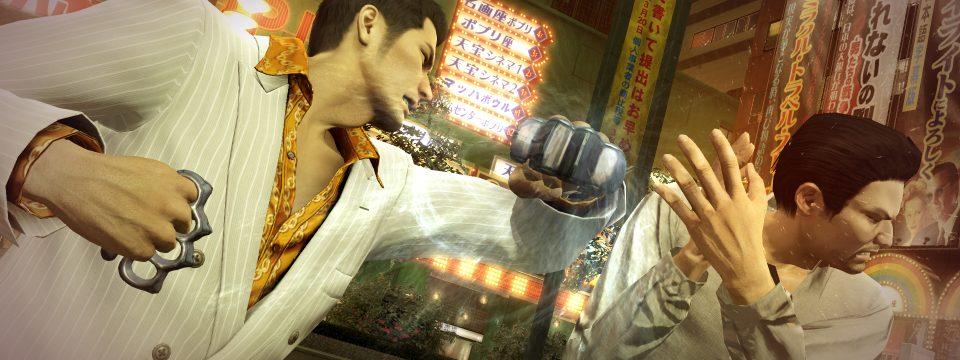 E3 2016 Hands On – Yakuza Zero