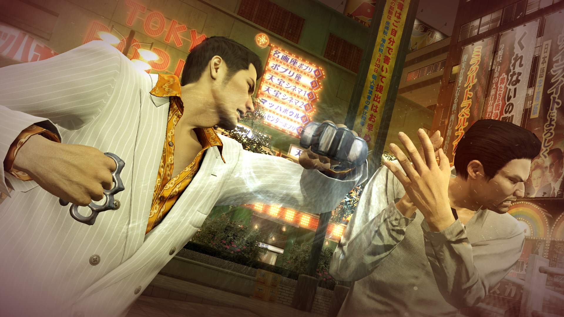 E3 2016 Hands On – Yakuza Zero