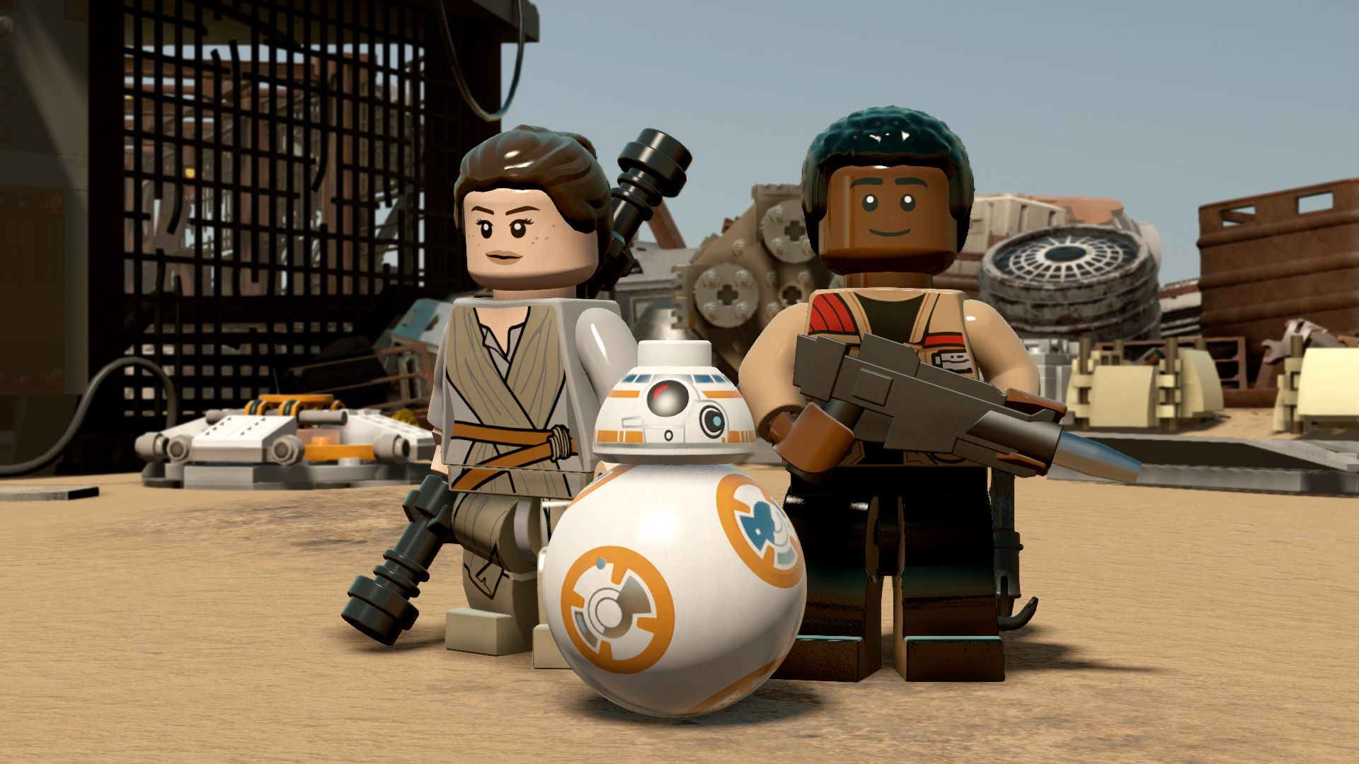 E3 2016 – LEGO Star Wars: The Force Awakens trailer is full of awesome