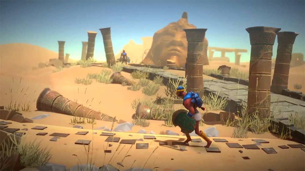 Pharaonic Coming To PS4