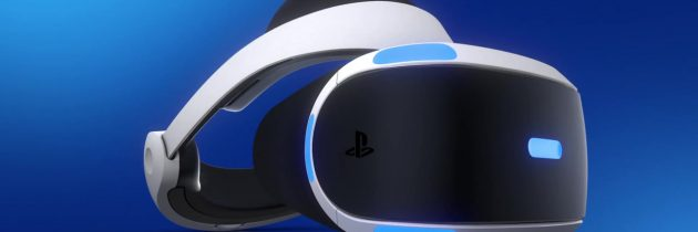 E3 2016:  Playstation VR is dated in Europe
