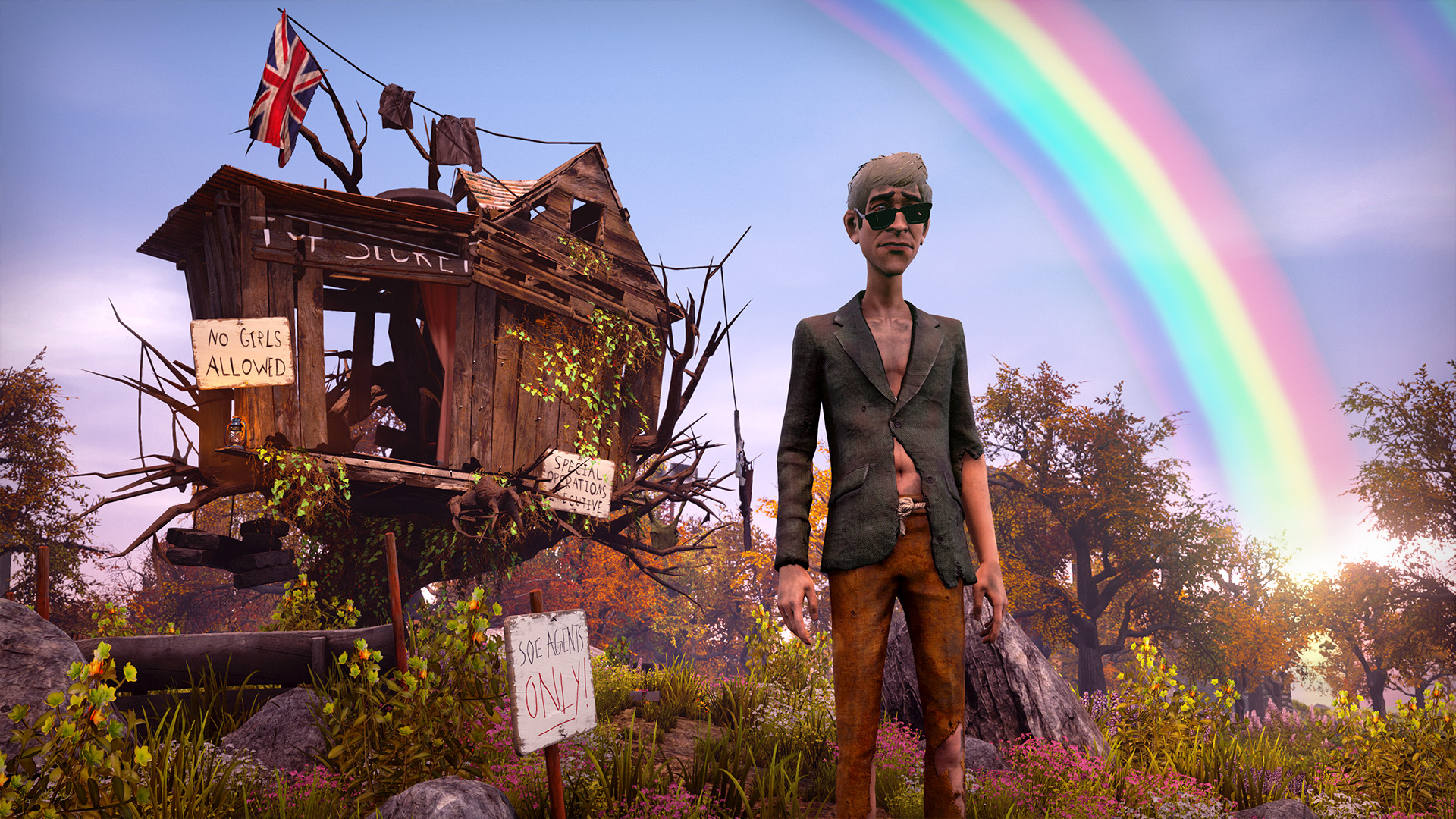We Happy Few: One Hour Tour
