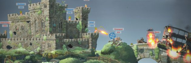 Feast Your Eyes On Worms W.M.D.'s Weaponry