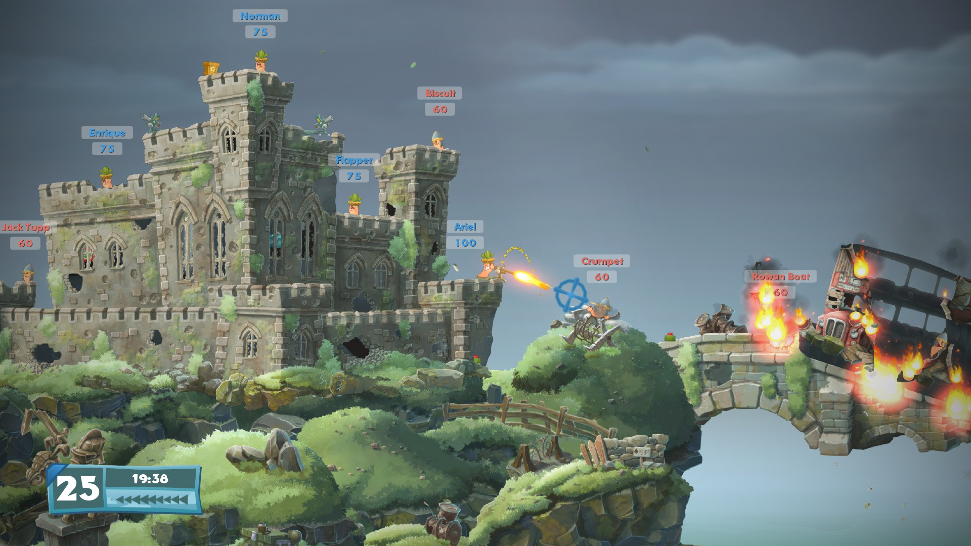 E3 2016: Worms W.M.D. to get all crafty