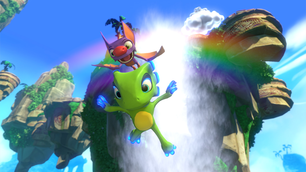 Yooka-Laylee E3 Trailer; Set For A 2017 Release
