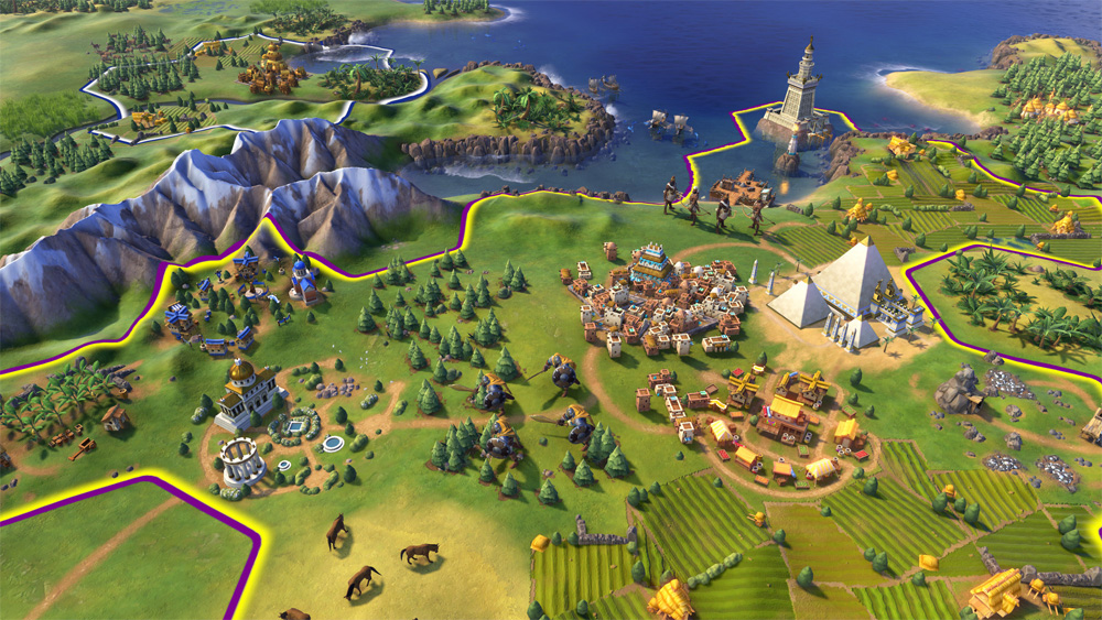 New Civilization VI Trailer