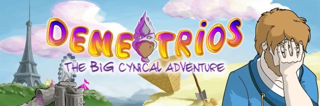 Review: Demetrios – The BIG Cynical Adventure