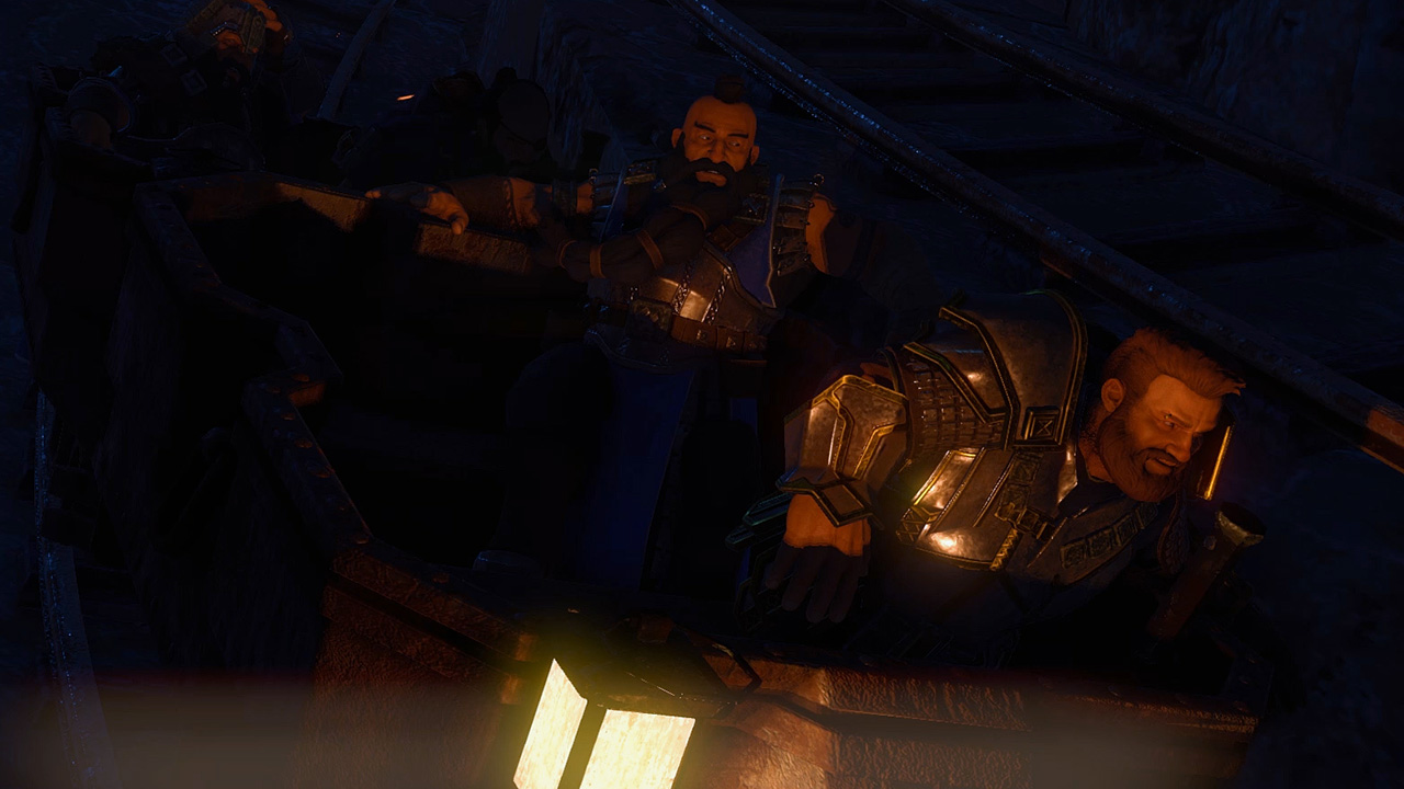 Made From Stone: The Dwarves Return in New Gameplay Trailer