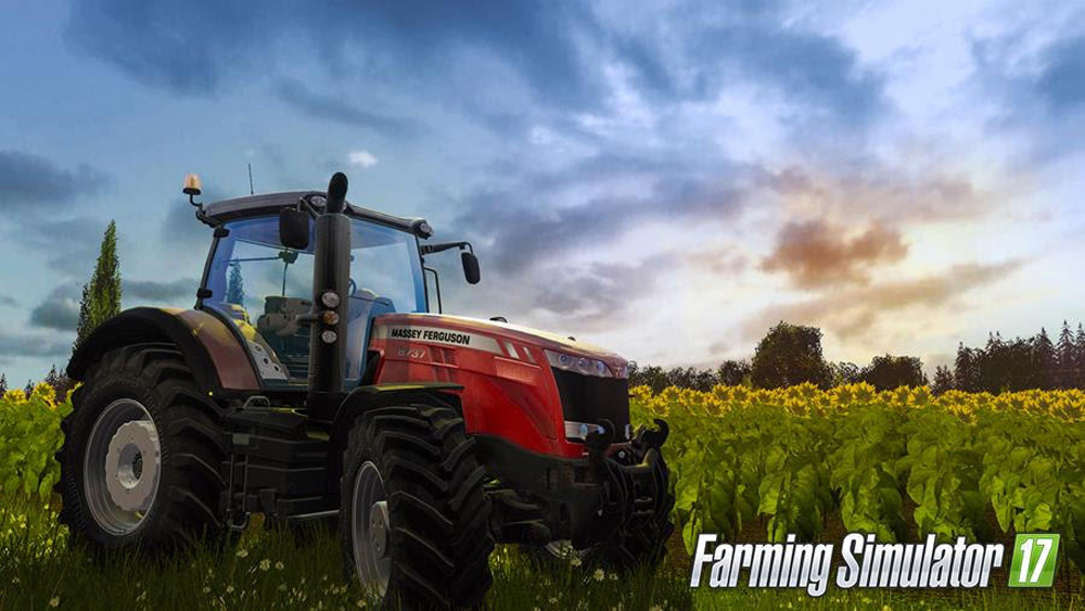 E3 2016: Farming Simulator 17 Trailer