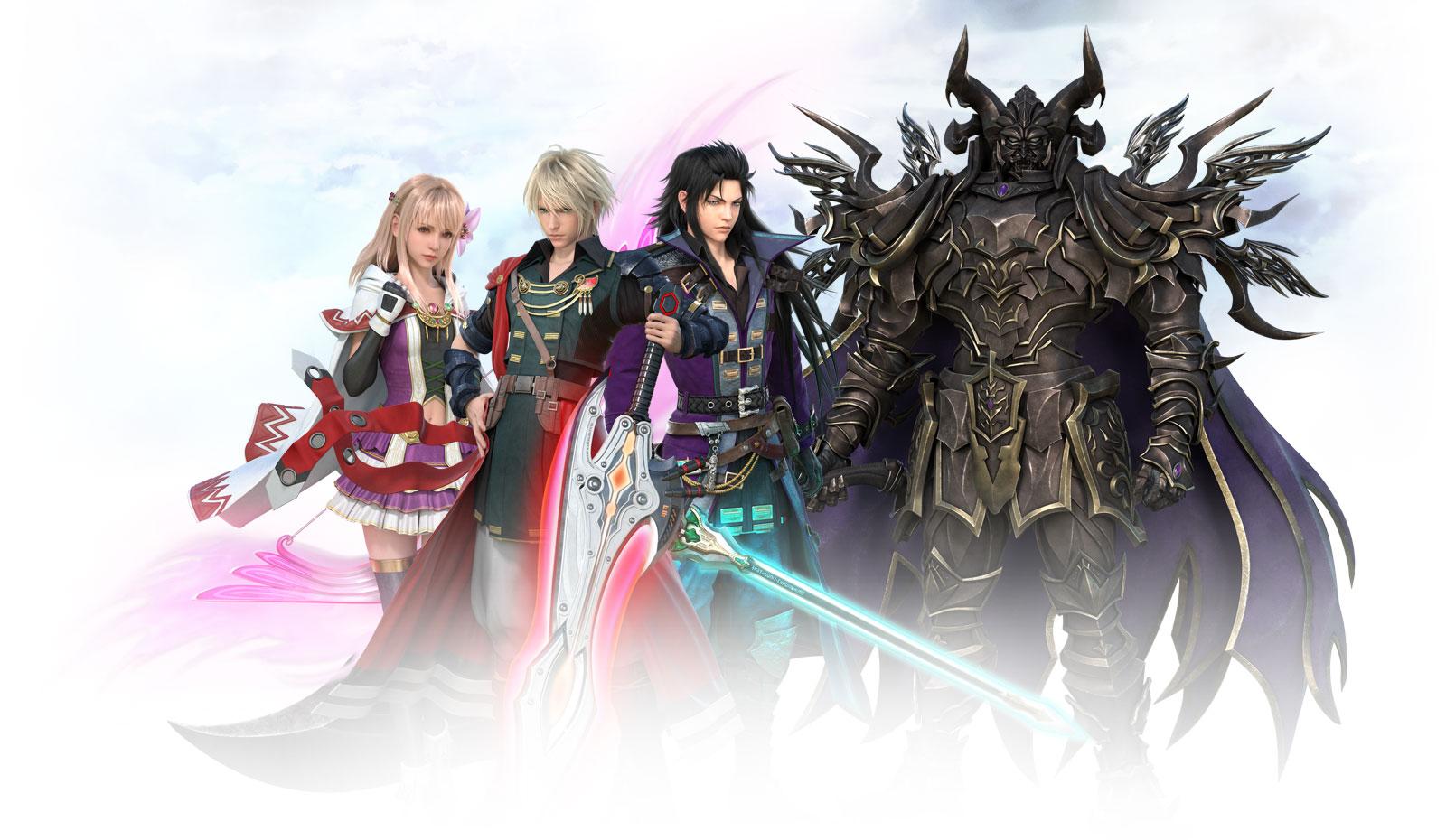Final Fantasy Brave Exvius Surpasses 30 Million Global Downloads!