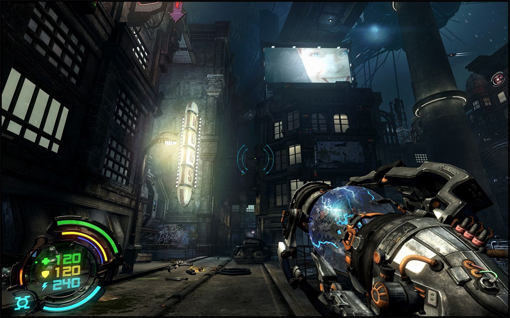 Hard Reset Redux Now Available For PC And Current-Gen Consoles