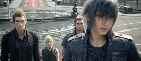 Final Fantasy XV Universe Takes Over E3