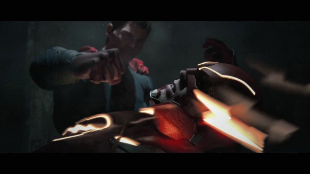 Here's The First Glimpse Of Some Injustice 2 Gameplay