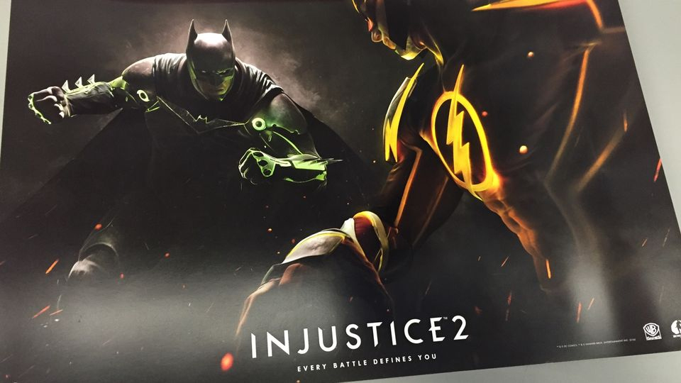 New Injustice 2 Trailer Welcomes Doctor Fate