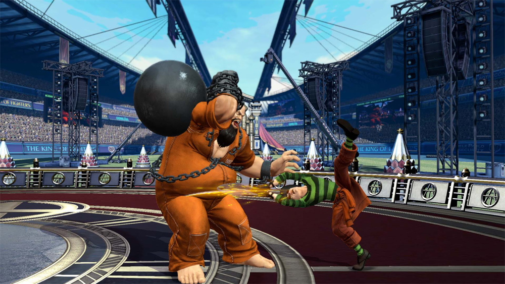 Take A Closer Look At Another Trio Of King Of Fighters XIV Characters