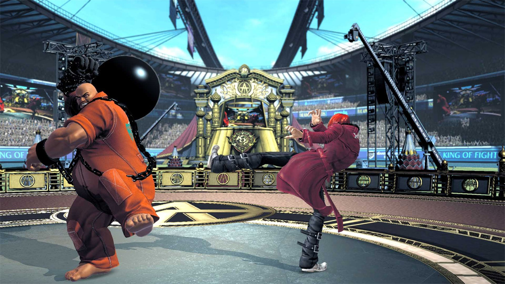 E3 2016: First Episode Of The King Of Fighters XIV Webcast