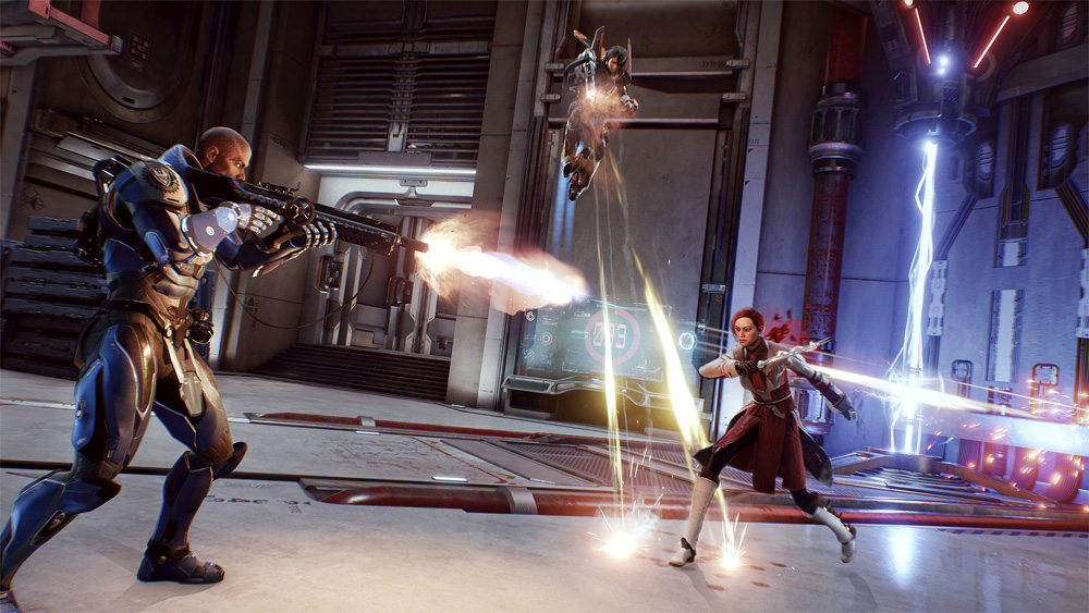 E3 2016: LawBreakers Closed Alpha Kicks Off This Weekend