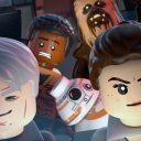New Lego Star Wars The Force Awakens Trailer Showcases Rey