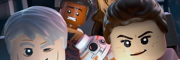 New Lego Star Wars The Force Awakens Trailer Showcases Rey